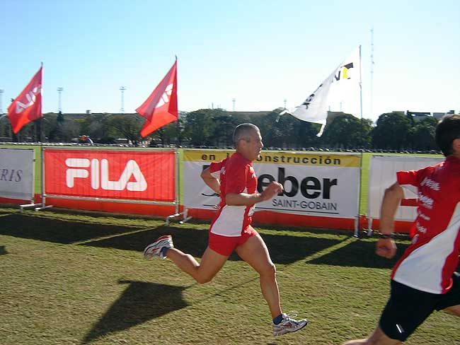 Charly - Maraton Universidad de Belgrano 2010 -