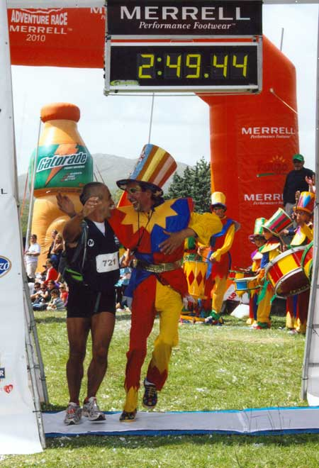 Charly - Merrel Adventure Race - 2010