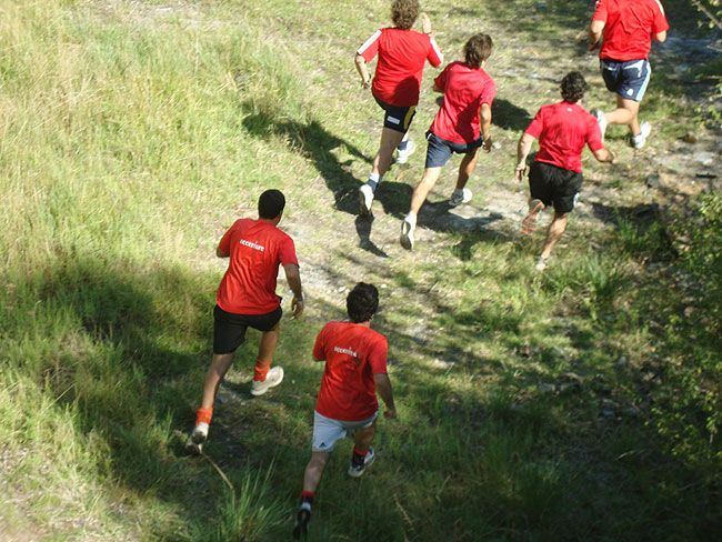 Team building en Tandil